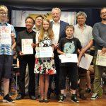 Türkismühle: Beste Musikklasse des Saarlandes musiziert im Zirkuszelt