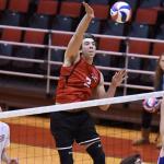 Volleyball: Annahmespieler Stephen Braswell (23) neu beim TV Bliesen