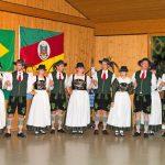 Nohfelden: Deutsche Volkstanzgruppe aus der brasilianischen Partnerstadt Feliz zu Besuch
