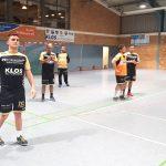 Neues Licht für Sporthalle Alsweiler
