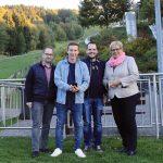 WLAN-Hotspot am Freizeitzentrum Peterberg online