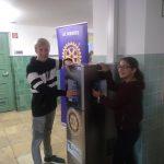 Rotary Club St. Wendel und WVW übergeben Wasserspender am Wendalinum