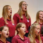 Kinder- und Jugendchor Freisen live im Radio