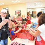 Freisen: TV-Koch Stefan Marquard zu Besuch im Kindergarten