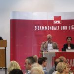 Kastel: SPD-Kreisparteitag hat neuen Vorstand gewählt
