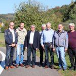 Überroth: WVW, energis und Gemeinde Tholey investieren rund 300.000 € in gemeinsame Maßnahme