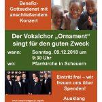 Der Verein Kisoboka e.V. aus Hasborn lädt zum Benefiz-Gottesdienst mit Konzert ein