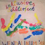 Zweites Inklusives Schülerfest am Wendalinum