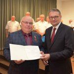 Bliesen: Karl-Heinz Marx bekam Bundesverdienstkreuz überreicht