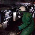 Nonnweiler: LKW brannte auf der A1