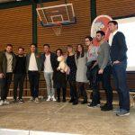 Türkismühle: DoppelEinhorn mit saarländischen Influencern unterwegs an der Gemeinschaftsschule