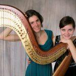 """Kultur zum Feierabend – """"Klingender Weihnachtszauber"""" mit dem Duo Sonorissima"""