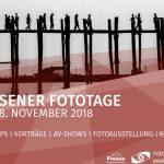 Freisener Fototage – Ein Wochenende voll mit Fotografie für die ganze Bevölkerung