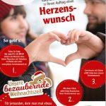 St. Wendel: Globus-Weihnachtszeit – Eddy Brummchen erfüllt in Ihrem Auftrag einen Herzenswunsch – Anzeige