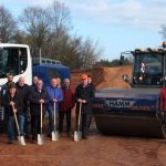 Hasborn: Umbau im Waldstadion hat begonnen
