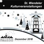 St. Wendeler Kulturveranstaltungen im Dezember