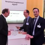 Umwelt-Campus Birkenfeld mit der IoT-Werkstatt auf dem Digital-Gipfel