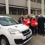 St. Wendel: Kreissparkasse und Sparverein Saarland übergeben zwei Spendenfahrzeuge