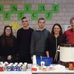 St. Wendel: Adventskaffee an der Dr.-Walter-Bruch-Schule – 700 EUR kamen für den guten Zweck zusammen