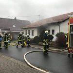 Oberkirchen: Kellerbrand mit Leichtverletzten