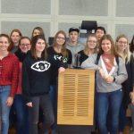 Interessante Einblicke in die Arbeit des Landtages und des saarländischen Rundfunks für die Schüler der Dr.-Walter-Bruch-Schule