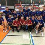 Volleyball: TV Bliesen beendet Hinrunde mit starken Leistungen
