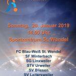 St. Wendel: Erste Fußballhallen-Stadtmeisterschaft am 20. Januar
