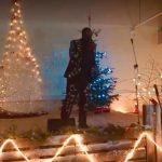 Urexweiler: DSDS-Gewinner Alphonso Williams begeisterte WZB bei Weihnachtsfeier