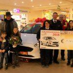 St. Wendel: Globus-Tombola brachte Hilfsorganisationen rund 20.000 EUR ein – Gewinner des Hauptpreises kam sein Auto abholen