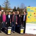 """Tholey: Gemeinschaftsschule Schaumberg Theley unterstützt """"Deckel-drauf-Kampagne"""" des Rotary-Clubs St. Wendel zur Bekämpfung von Polio"""