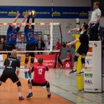 Volleyball: 600 Fans feiern Volleyball-Party in St. Wendel