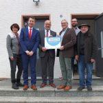 Vereine in Hasborn-Dautweiler erhalten neues Zuhause – Umweltministerium fördert Dorfentwicklung mit 74.000 €
