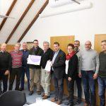Flurbereinigung in Kastel – Minister Jost überreicht Förderbescheid über 200.000 Euro