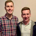 Die Junge Union schickt erneut Dennis Meisberger ins Rennen