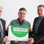 Umweltministerium fördert Wegeausbau in der Gemeinde Oberthal-Gronig mit 113.200 Euro