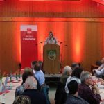 Walhausen: Neujahrsempfang der SPD – Rehlinger sieht gute Erfolge und Chancen für den Landkreis
