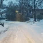 St. Wendeler Land: Schneefälle sorgen für Verkehrsbehinderungen