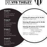 Hallenfußball: VfB Theley lädt zum 33. Derbystar-Hallenturnier