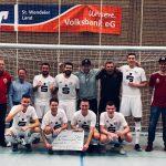 Hallenfußball: SG Bostalsee siegt beim Hallenkreispokal