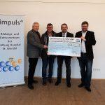 St. Wendel: Stadtwerke St. Wendel (SSW) unterstützen Impuls