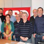 SPD Gemeindeverband Marpingen wählt Volker Weber zum Spitzenkandidaten