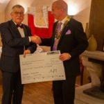 Rotary Club St. Wendel übergibt 10.000 Euro an die Hospizhilfe