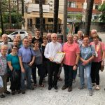 Tholey/Sao Paulo: Auf dem Weg in die Partnergemeinde Alto Feliz –Kardinal Scherer begrüßt Gäste aus dem Schaumberger Land in Sao Paulo