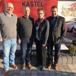 Kastel: Peter Ziller ist neuer stellvertretender Ortsvorsteher