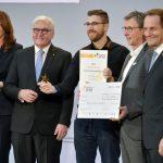 Tholey: Bundespräsident Steinmeier zeichnet Boxclub Schaumberg aus