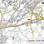 Asphaltarbeiten auf der A 8 zwischen Neunkirchen und Oberstadt