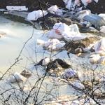 """Deponie am Standort Sötern-Waldbach """"säuft"""" ab! Was geschieht mit den ausgeschwemmten Asbestfasern aus den Big-Bags?"""