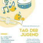 Winterbach: Musikverein Winterbach lädt zum Tag der Jugend ein