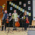 Türkismühle: Klassische Musik begeistert Fünft- und Sechstklässler der Gemeinschaftsschule