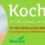 """Osterbrücken: """"Hauptsach gesund gess""""-Koch Tour"""